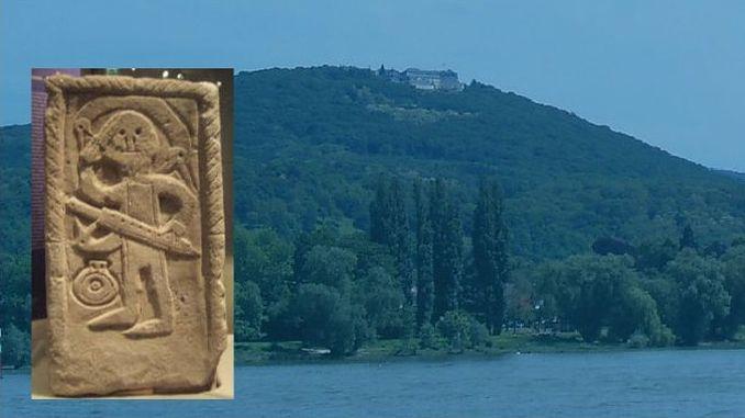 Siebengebirge histoire, Royaume franc