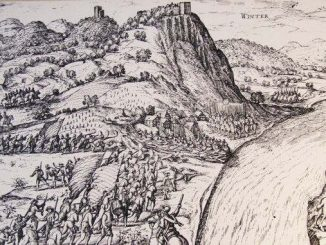 Siebengebirge histoire, division religieuse
