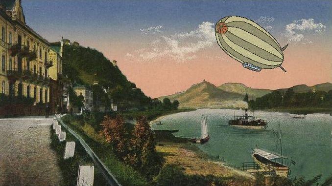 Siebengebirge histoire, République de Weimar
