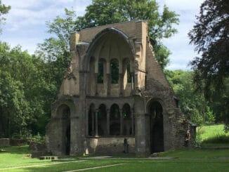 Abbaye de Heisterbach, ruine du coeur