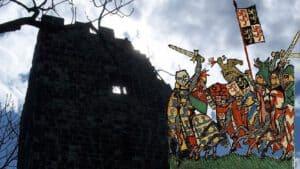 Drachenfels, Jean de Brabant, Worringen 1288