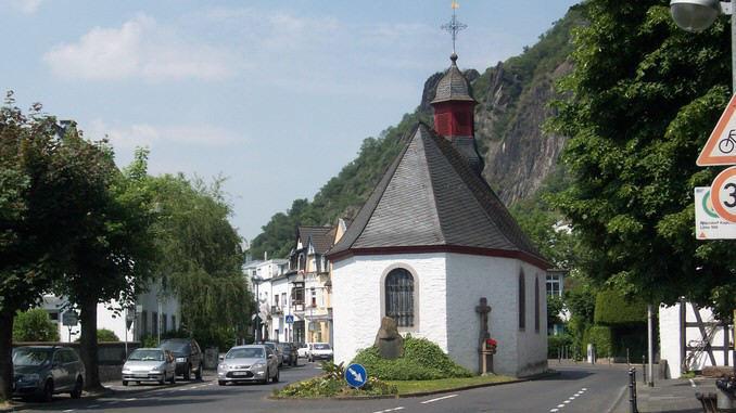 Bad Honnef-Rhöndorf, chapelle
