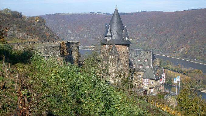 Château fort Stahleck, Bacharach