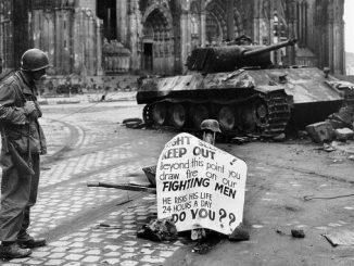 Cologne, 1945