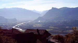 Rhin Alpin, Triesenberg