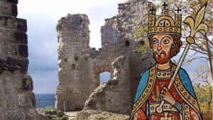 L'époque des Hohenstaufen, Moyen Âge, Barberousse, château-fort Drachenfels