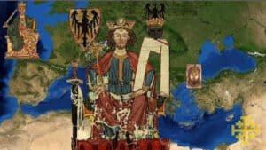 L'époque des Hohenstaufen, Moyen Âge, Henri VI