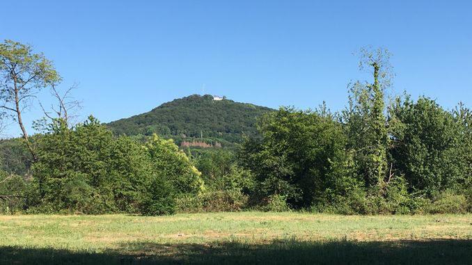 Ölberg, vue du Stenzelberg