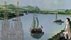 Rhin, Siebengebirge et cathédrale de Cologne
